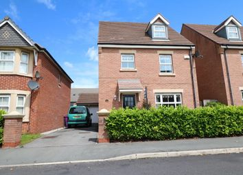 Thumbnail 4 bed detached house for sale in Immingham Drive, Garston, Liverpool
