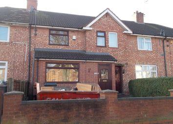 Thumbnail 2 bed terraced house for sale in Folliott Road, Kitts Green, Birmingham