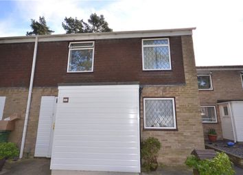 Thumbnail 3 bed terraced house for sale in Bucklebury, Bracknell, Berkshire
