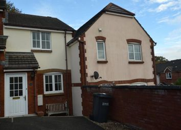 Thumbnail 2 bed terraced house to rent in St Kitts Close, The Willows, Torquay, Devon