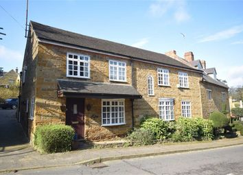 Thumbnail 3 bedroom semi-detached house for sale in Church Street, Boughton, Northampton