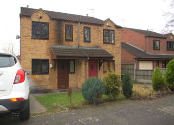 Thumbnail 2 bed semi-detached house to rent in Edgbaston Court, Littleover, Derby