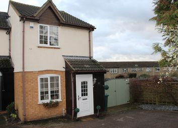Thumbnail 2 bedroom end terrace house for sale in Guardian Close, Hornchurch, Essex