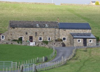 Thumbnail 4 bed barn conversion for sale in Westgate, Bishop Auckland
