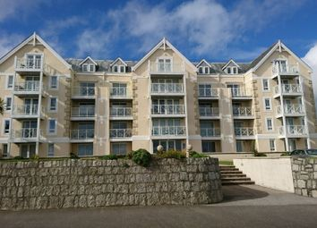 Thumbnail 2 bed flat to rent in Cliff Road, Falmouth
