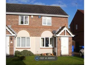 Thumbnail 2 bedroom semi-detached house to rent in Fern Avenue, Cramlington