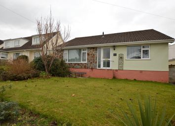 Thumbnail 3 bed detached bungalow for sale in Sunnybanks, Hatt, Saltash, Cornwall