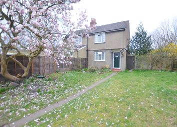 Thumbnail 2 bedroom semi-detached house to rent in Guildford Road, Lightwater