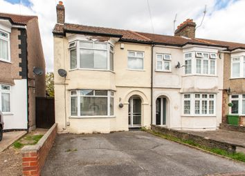 Thumbnail 3 bed terraced house for sale in Norwood Avenue, Romford