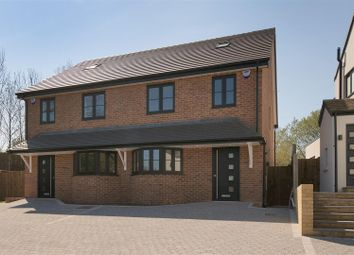4 bed semi-detached house for sale in Hollow Lane, Snodland ME6