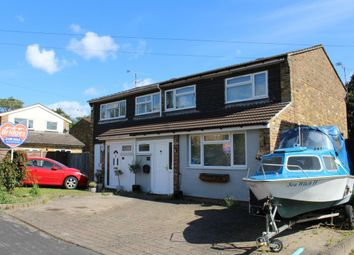 3 bed semi-detached house for sale in Faraday Road, Farnborough GU14