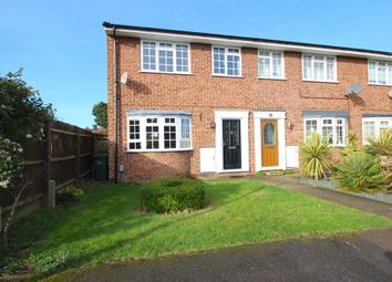 Thumbnail 3 bed end terrace house for sale in Somertons Close, Guildford