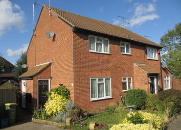 Thumbnail 1 bed semi-detached house to rent in Caernarvon Close, Hockley