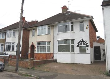 Thumbnail 2 bed semi-detached house for sale in Ruskin Road, Kingsthorpe, Northampton