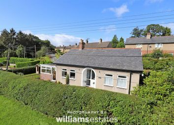 Thumbnail 3 bed detached bungalow for sale in Clocaenog, Ruthin