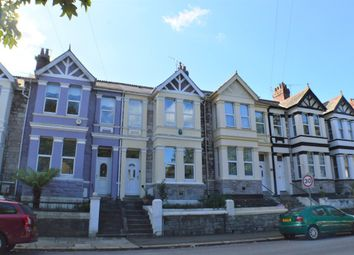 Thumbnail 3 bed terraced house to rent in Bernice Terrace, Plymouth