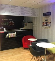 Thumbnail Restaurant/cafe for sale in 9B Charter Court, Corby