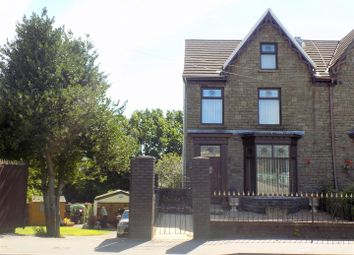 Thumbnail 4 bed property for sale in Dwr Y Felin Road, Neath
