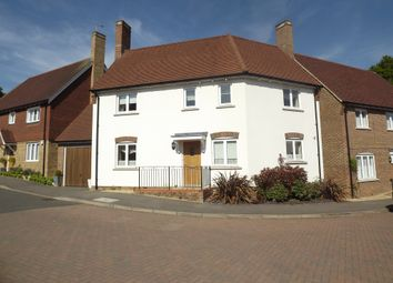 Thumbnail 3 bed detached house for sale in Trinity Fields, Lower Beeding, Horsham