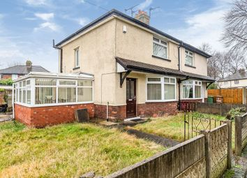 Thumbnail 2 bed semi-detached house for sale in Fairclough Road, St. Helens, Merseyside