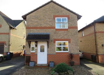 Thumbnail 3 bed detached house for sale in Cypress Close, Desborough, Kettering