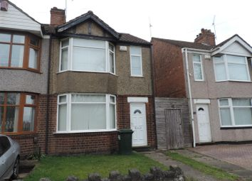 2 bed semi-detached house to rent in Swan Lane, Stoke, Coventry CV2