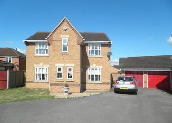 Thumbnail 3 bedroom detached house to rent in Meadowsweet Drive, Bedford