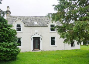 Thumbnail 4 bed country house for sale in Chapel House Newlands Of Tynet, By Buckie