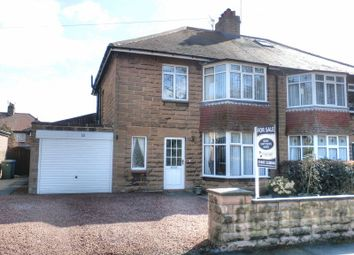 Thumbnail 3 bed semi-detached house for sale in West Acres, Alnwick
