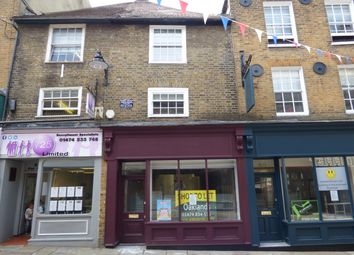 Thumbnail Retail premises to let in High Street, Gravesend, Kent