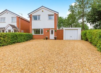 Thumbnail 3 bed detached house for sale in Carrington Road, Adlington, Chorley