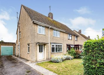 Thumbnail 3 bed semi-detached house for sale in Church View Road, Witney