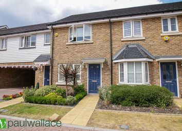 Thumbnail 2 bed terraced house for sale in Aldermere Avenue, Cheshunt, Waltham Cross