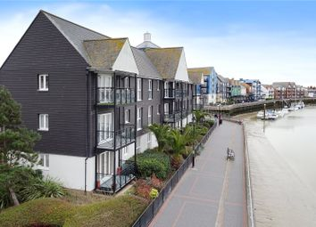 Thumbnail 2 bed flat for sale in Surrey Street, Littlehampton, West Sussex