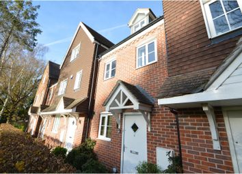 Thumbnail 3 bed terraced house for sale in Redland Avenue, Tunbridge Wells
