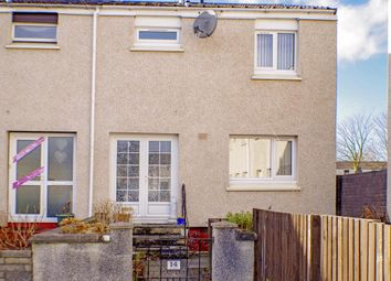 Thumbnail 3 bed end terrace house for sale in 14 Meldrum Court, Dunfermline