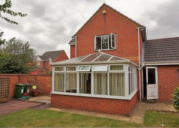 3 bed detached house for sale in Gavin Close, Thorpe Astley LE3