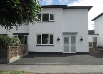 Thumbnail 3 bed semi-detached house for sale in Merrivale Road, Stafford