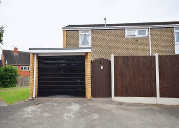 Thumbnail 3 bedroom mews house for sale in Worthing Place, Longton, Stoke-On-Trent