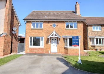 Braeworth Close, Yarm TS15. 4 bed detached house for sale
