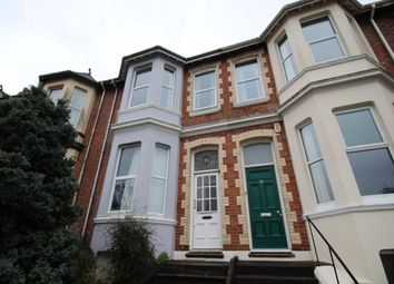 Thumbnail 1 bed terraced house to rent in Ladysmith Road, Plymouth