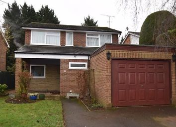 Thumbnail 4 bedroom detached house for sale in Audley Way, Ascot