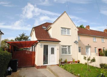 Thumbnail 3 bed end terrace house for sale in Knighton Road, Southmead, Bristol