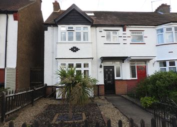 Thumbnail 4 bed end terrace house to rent in Ridgeway Avenue, Gravesend
