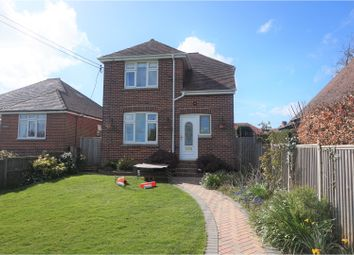 Thumbnail 3 bed detached house for sale in Fernhill, Ryde