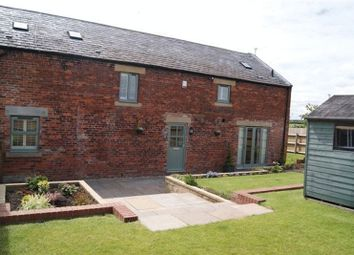 Thumbnail 3 bed terraced house for sale in Park Farm Barns, South Newsham Road, Blyth