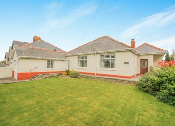 Thumbnail 3 bedroom detached bungalow for sale in Penlan Road, Llandough, Penarth