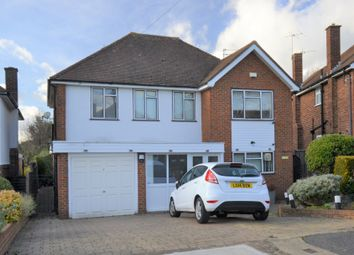 Thumbnail 4 bed detached house for sale in Fairfax Avenue, Ewell