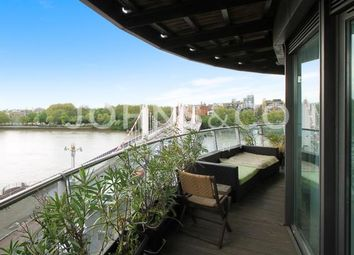 Thumbnail 2 bedroom flat for sale in Centurion Building, Chelsea Bridge Wharf