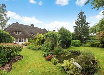 Thumbnail 4 bed cottage for sale in Goodworth Clatford, Andover, Hampshire